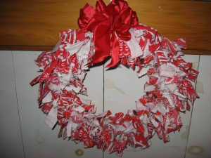 Coca-Cola Holiday Wreath