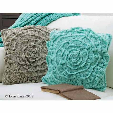 Vintage Rose Pillows cc