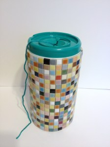 Yarn container