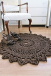Chic Doily Rug