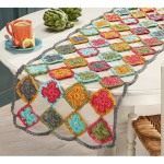Motif Table Runner