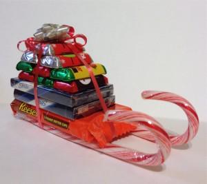 Candy Cane Sled (3)